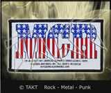 Nášivka My Chemical Romance - Americana