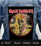 Nášivka na bundu Iron Maiden - First Album