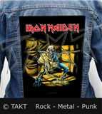 Nášivka na bundu Iron Maiden - Piece Of Mind
