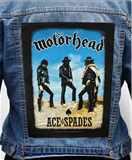 Nášivka na bundu Motorhead - Ace Of Spades Band