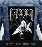 Nášivka na bundu Pentagram - reaper