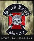 Nášivka - Nažehlovačka Black Label Society - Red Cross