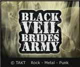 Nášivka - Nažehlovačka Black Veil Brides - Black Veil Brides Army