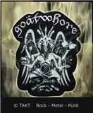 Nášivka - Nažehlovačka Goatwhore - baphomet