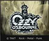 Nášivka - Nažehlovačka Ozzy Osbourne - Crest Logo