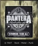 Nášivka Pantera - stronger Than All