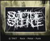 Nášivka Suicide Silence - logo