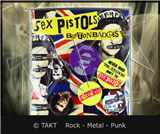 Placka Sex Pistols - album sada 6ks
