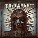 Plyta Cd Testament - demonic Digipack - 2018