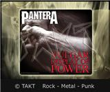 Samolepka Pantera - Vulgar Display Of Power