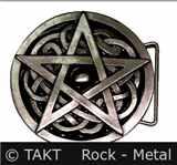 Spona na opasek Pentagram