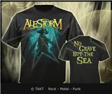 Tričko Alestorm - no Grave But The Sea Imp.