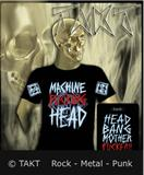 Tričko Machine Head - Machine Fucking Head (Imp. )
