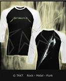 Tričko s dlouhým rukávem Longsleeve Metallica - and Justice For All M Imp.