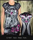 Tunika Bikers Love All Print