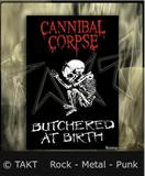 Vlajka Cannibal Corpse - Butchered At Birth