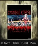 Vlajka Cannibal Corpse - Eaten Back To Life
