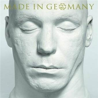 2CD Rammstein - Made In Germany 1995 - 2011 Deluxe Edition