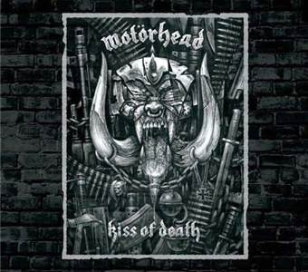CD Motorhead - kiss Of Death - 2006
