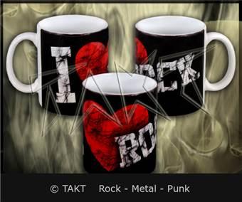 Hrnek I Love Rock