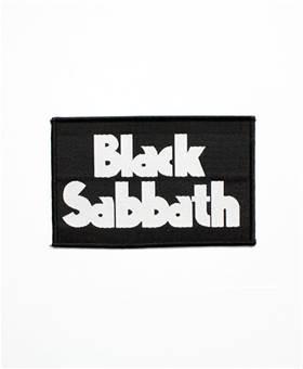 Nášivka Black Sabbath - logo