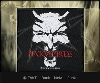 Nášivka Black Veil Brides - devil