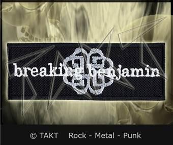 Nášivka Breaking Benjamin - logo