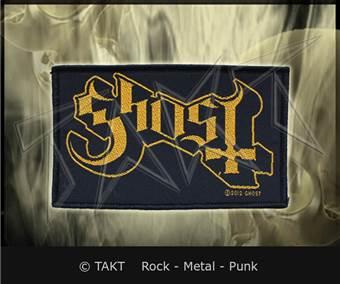 Nášivka Ghost - logo