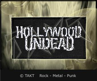 Nášivka Hollywood Undead - logo