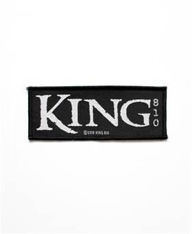 Nášivka King 810 - Logo