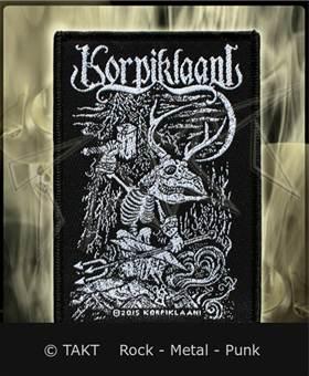 Nášivka Korpiklaani - blacksmith