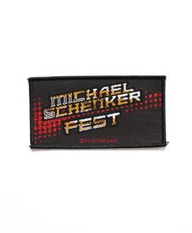 Nášivka Michale Schenker Fest - Logo