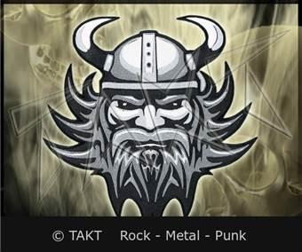 Nášivka motorkárská Viking