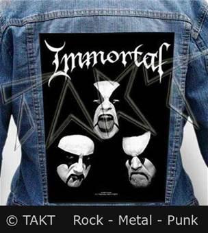Nášivka na bundu Immortal - Blashyrkh