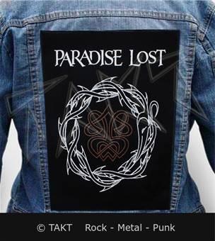 Nášivka na bundu Paradise Lost - crown Of Thorns