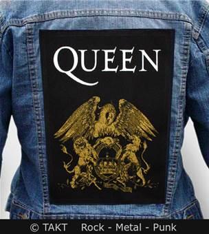 Nášivka na bundu Queen - crest