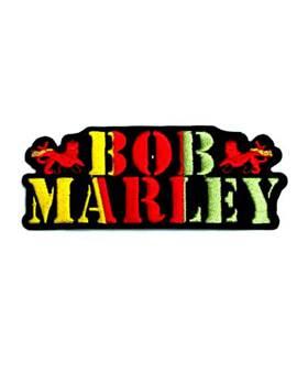 Nášivka - Nažehlovačka Bob Marley 2