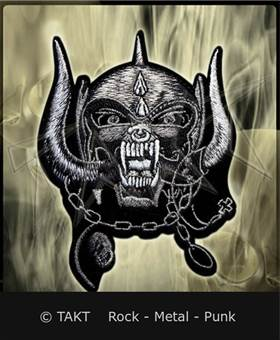 Nášivka - Nažehlovačka Motorhead - warpig