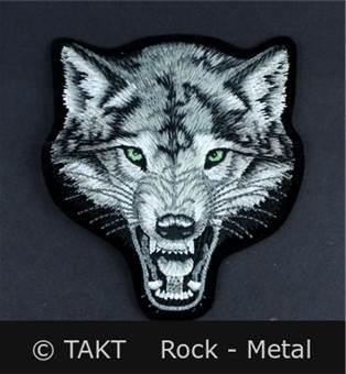 Nášivka - Nažehlovačka Vlk