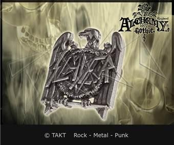 Odznak Slayer - eagle Alchemy