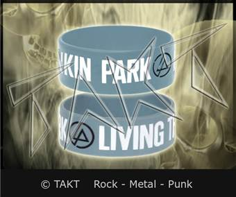 Pásek na ruku Linkin Park - Living Things