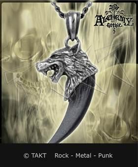 Přívěšek Alchemy Wolf Macht