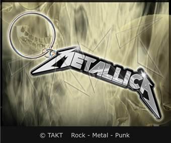 Přívěsek Metallica - logo