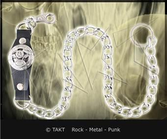 Řetěz na kalhoty hrubý Motor - Twin