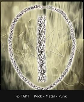 Řetízek na krk Splétaný řetězec