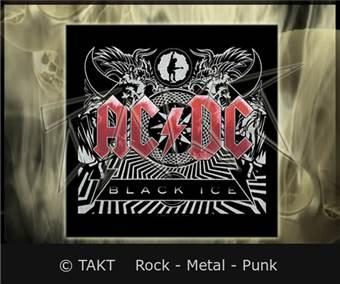 Šátek AC/DC - Black Ice