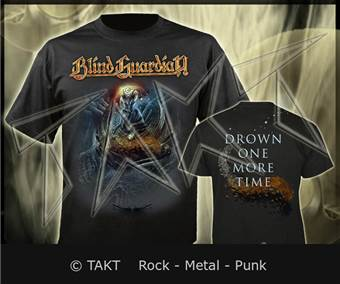Tričko Blind Guardian - time Imp.