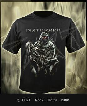 Tričko Disturbed - lost Souls Imp.