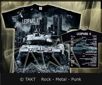 Tričko Leopard Ii All Print