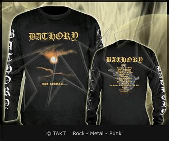 Tričko s dlouhým rukávem Longsleeve Bathory - the Return All Print Imp.